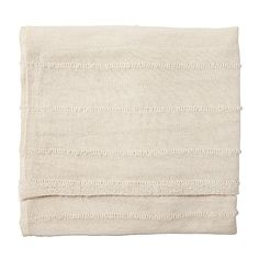 Alpaca Throw from Serena & Lily | Remodelista