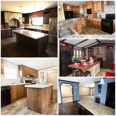 125 Best Elegant, High-End Doublewide Mobile Homes! images | Mobile Used Mobile Homes Redone Ready For Delivery on