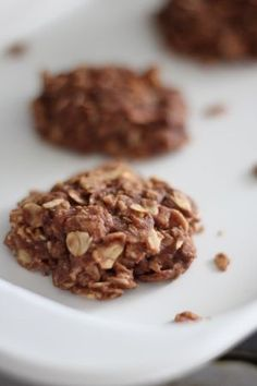 Easy chocolate no-bake cookies that turn out perfect every time!