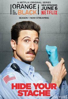 Pornstache--I will he binge watching this all weekend!!