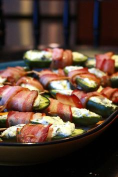 Bacon-Wrapped Jalapeno Poppers Recipe