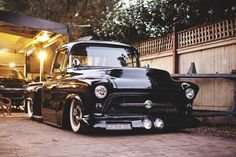 Kustom 1955 Chevy Pickup