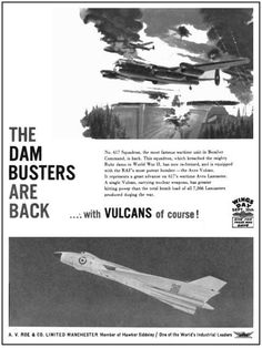 The Dam Busters Are Back