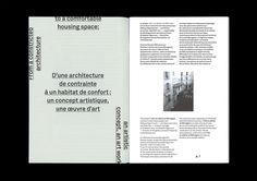 thedesignerandthegrid: Book for I140, designed by VLF