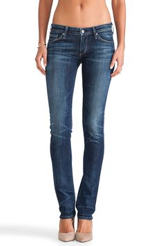Citizens of Humanity Jet Low Rise in Patina from REVOLVEclothing $208