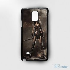 gal gadot wonder woman batman vs superman dawn of justice for Samsung Galaxy Note 2/Note 3/Note 4/Note 5/Note Edge phonecases