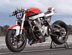 What about this for a #Yamaha #XJR1300 #Custom! :) #fastersons #smcbikes smcbikes.com http://ift.tt/1RabhrT