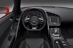 El superdeportivo R8 de Audi se renueva a finales de año