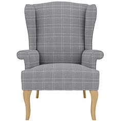 Buy John Lewis Shaftesbury Armchair, Coppice Charcoal Online at johnlewis.com
