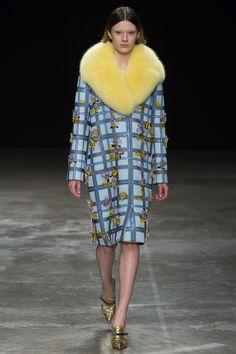 Design Inspiration (Large Check) - Mary Katrantzou A/W 17