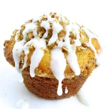 Simply Sinful Cinnamon Muffins:- These muffins feature a luscious center of moist, rich cinnamon filling. Add a confectioners' sugar glaze once they're cool, if you like, but they're really just as good with simply their streusel topping /King Arthur Flour