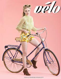 #ottawavelovogue Shot by Camille Zara Ansar www.ottawavelovogue.com #bicycle #cyclechic