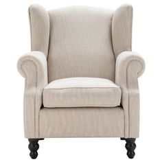 Great comfy chair for lounge area - Freedom Threadneedle Wing $999