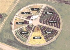 SOUTHWOODS FOREST GARDENS: Pizza Farms