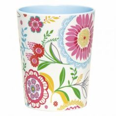 Greengate are renowned for their appealing homeware products, and this Sylvia melamine beaker is no exception. The hardwearing melamine means that it would be perfect for using outside in the… Cosy, Tea Time, Ceramics, Mugs, Tableware, Floral, Blog, Google, Kitchen