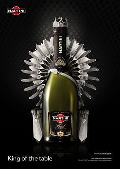 Martini Brut - King by he1z