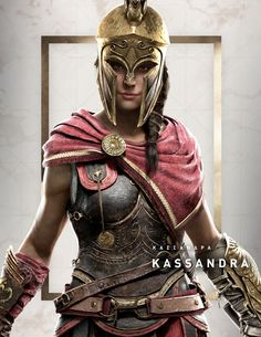 f Ranger Med Armor urban city Kassandra Portrait from Assassin's Creed Odyssey Assassins Creed Game, Assassins Creed Origins, Assassins Creed Odyssey, Assassins Creed Wallpaper, Assasins Cred, All Assassin's Creed, Graphic Novel, Armadura Medieval, Mileena
