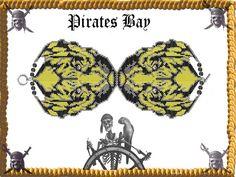Hello Kitty Cuff/Bracelet  Miyuki Delica PDF by PiratesOfTheBeads, $6.00