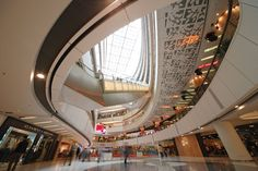 APM Hong Kong  Benoy's first vertical retail and leisure mall opened for business in Kwun Tong, Hong Kong in 2005.