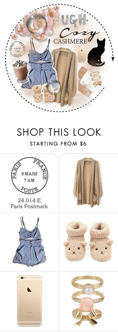 """""""Cozy Cashmere"""" by sandy-candy-101 ❤ liked on Polyvore featuring Forever 21, Prada, Flowers and cozychic"""