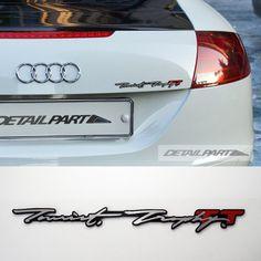 Detailpart Car Emblem for Audi TT