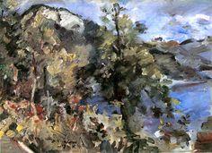 Corinth, Lovis- Der Jochberg am Walchensee by BoFransson, via Flickr