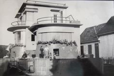 Registro antigo da casa Kirchgassner