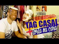 TAG CASAL + TORTA NA CARA