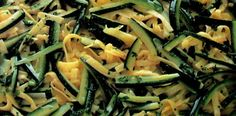 Ricetta sformato tagliatelle zucchine #italianrecipes #italianfood #ricetteitaliane #foodphotography #foodideas