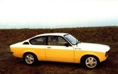 Opel Kadett Coupe L