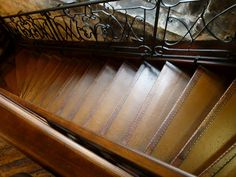 A French Education: STAIRWAY TO PARADISE