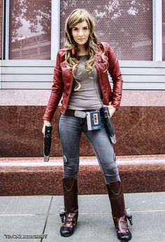Star Lord Genderbend cosplay