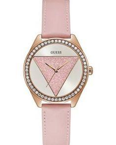 6c16dff77451 Reloj de mujer Guess triangulo al mejor precio  relojes  relojesmujer   ofertas  modamujer