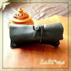 Leather all Handmade  Tobacco Ciger case / Super simple by LaRima, $28.00
