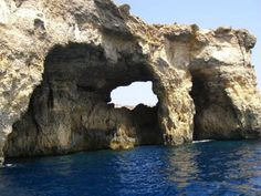 """Caves of Comino"""