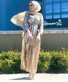 Evening Hijab Dresses for girls – Just Trendy Girls