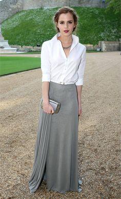 Emma Watson looking amazing as usual.