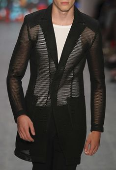Killian Kerner S/S 2015 Menswear