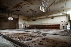 Fuller State School and Hospital History and Abandoned Photography at Opacity