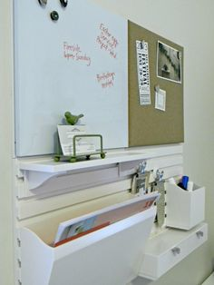 Martha Stewart Wall Manager and a Giveaway - Organize and Decorate Everything