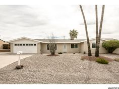 2320 Cosnina Dr, Lake Havasu City - * Just Listed * Nice 4 bedroom pool home with almost 2000SqFt that has been remodeled with tile floors, granite counters, open living, paved RV/boat parking, on huge lot... http://www.homesearchlakehavasu.com/property/924420 #LakeHavasu #HavasuLew #NoBadDays #JustListed #HavasuHomes #LakeLife #RiverLife #HavasuLife