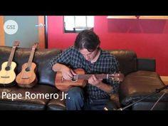 Pepe Romero Jr. Ukuleles - YouTube