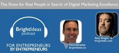How to Attract Retainer Clients Using LinkedIn with @Tony Wright #thebrightideaspodcast #marketing