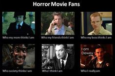 Love It! Love Horror Movies!