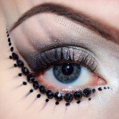 Onyx eyes @brittanycouturexo