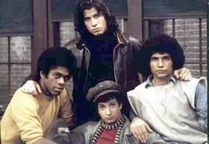 """The Sweathogs from """"Welcome back Kotter"""" I loved loved that show; Vinny Barbarino!!!  1970's"""