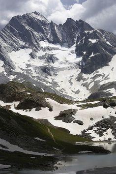 La Grande CASSE Pralognan la Vanoise French Alps Alpine Pearls
