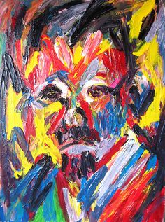 Karl Schmidt-Rottluff. | Flickr - Photo Sharing!