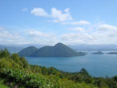 [Lake Toya] - 洞爺湖 - Hokkaido, Japan