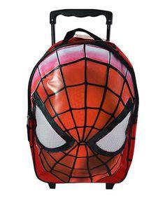 b33e6133fe7 Spider-Man Rolling Luggage
